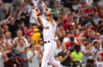Michael Chavis blasts his first career grand slam in Red Sox win