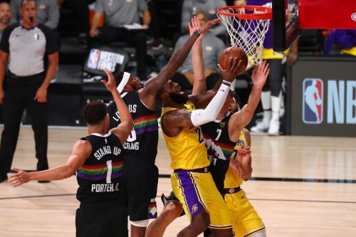 Lakers on verge of NBA Finals as they push Nuggets into third straight 3-1 series deficit