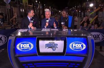 Fresh off big victories, Magic hit road looking to maintain momentum in Detroit