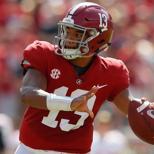 Tua Tagovailoa 'Fine' After Suffering Apparent Quad Injury vs. Mississippi State