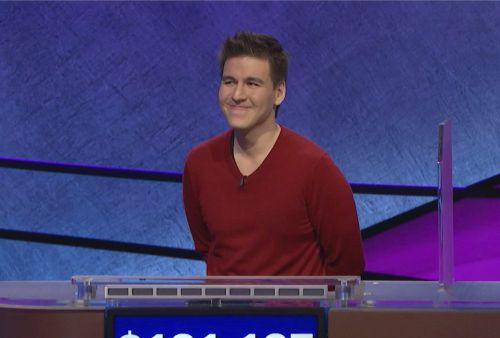 James Holzhauer's lastest 'Jeopardy' win saved Tom Brady from eating a strawberry