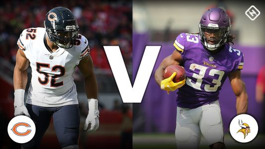 What channel is Bears vs. Vikings on today? Time, TV schedule for Week 4 game