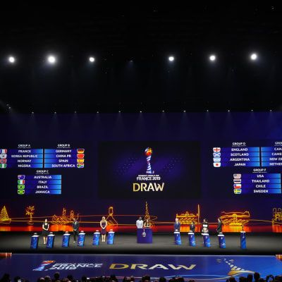 FIFA Women's World Cup France 2019™ match schedule confirmed
