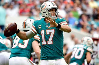 Dolphins QB Ryan Tannehill expected to play Sunday vs. Vikings