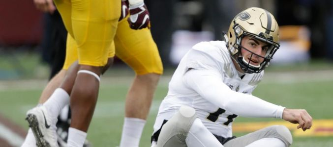 Minnesota defense shows in 41-10 win against Purdue