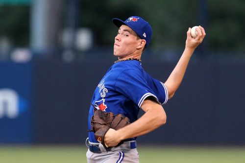 Carter Stewart, top MLB prospect, bolts to Japan after Braves fight