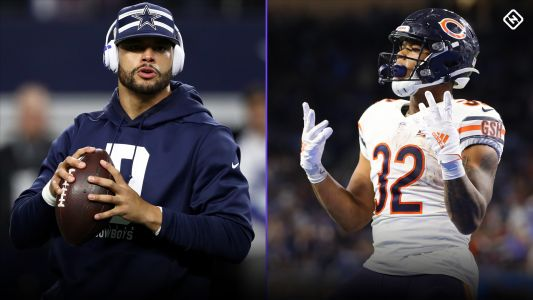 Cowboys vs. Bears: Fantasy football start 'em, sit 'em for 'Thursday Night Football'