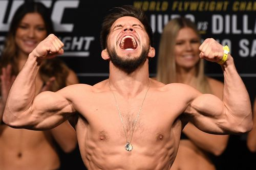 Two champions vying for possible final UFC flyweight title