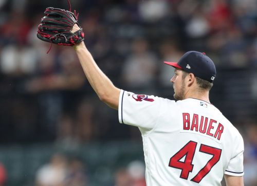 Trevor Bauer's 'tunneling' strategy aims to make Cleveland Indians pitcher more effective late in games