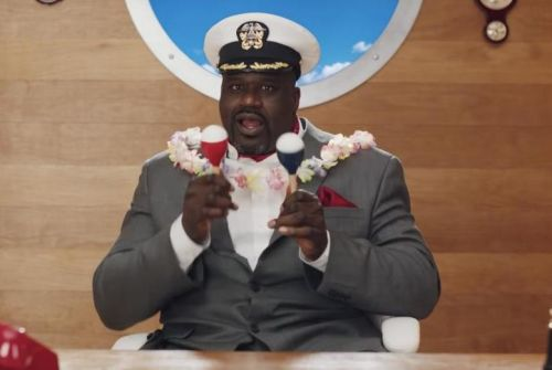 Watch: Chief fun officer Shaquille O'Neal stars in cruise safety video
