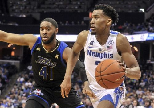 Tulsa Golden Hurricane vs. Memphis Tigers - 1/22/20 College Basketball Pick, Odds & Prediction