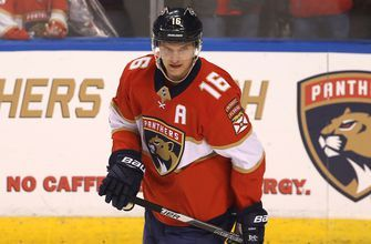 Taking the helm: Aleksander Barkov named 10th captain in Florida Panthers history