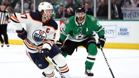 Even with Oilers locked into playoffs, McDavid says he'd prefer full regular season
