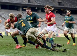 Will Cape Town pitch hold up for rest of Lions series?