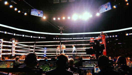 Boston-based boxers relished being able to fight at TD Garden