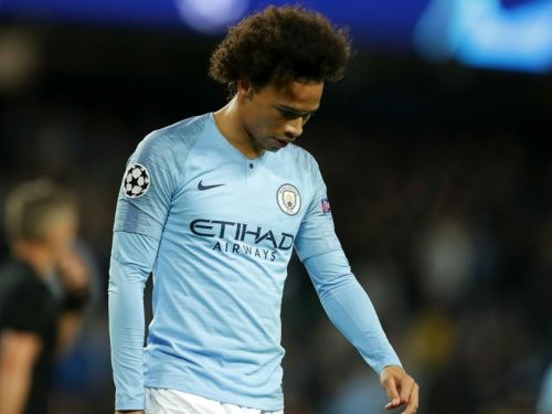 Man City set unwanted record with another Champions League letdown
