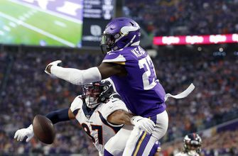 Despite tight goal-line D, Vikings need better pass coverage