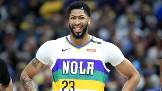 Anthony Davis trade could limit Lakers' cap space for third star, report says