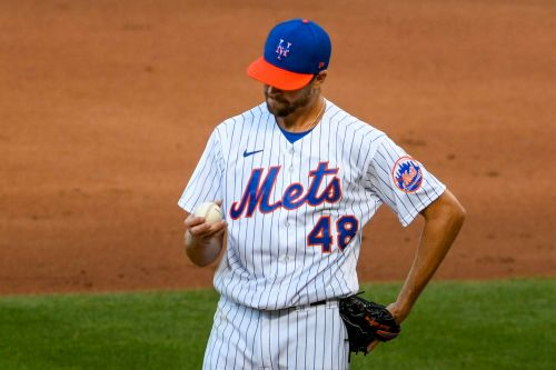 Mets in sudden danger following Jacob deGrom injury scare
