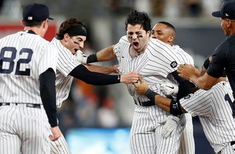 Yankees walk-off vs. Phillies for their fourth-straight win, 6-5