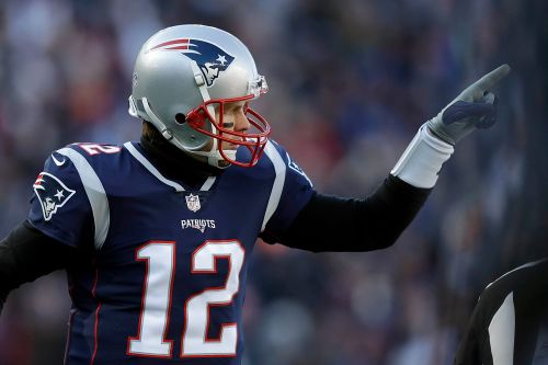 The Patriots monster awakens, setting up dream AFC title showdown