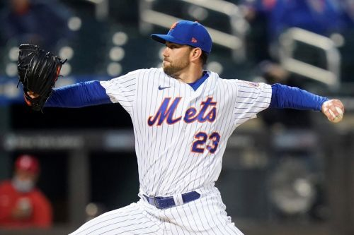 Peterson Ks 10, McCann homers as Mets beat Phils again, 5-1