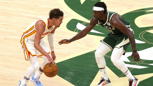 Three ways Trae Young torched Bucks' drop-heavy defense in Hawks' Game 1 win