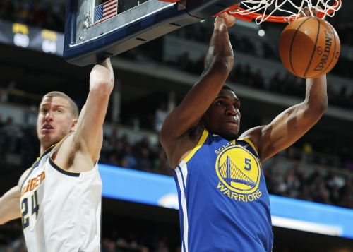 Warriors blitz Nuggets with NBA record 51-point first quarter