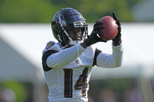 After envisioning leaving Chiefs for Ravens a year ago, Sammy Watkins now could fill vital need for Baltimore
