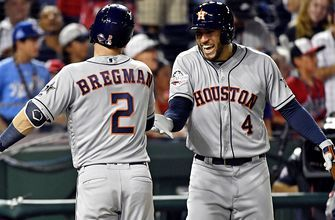 Alex Bregman and George Springer hit back-to-back home runs to lead the AL to an extra-inning MLB All-Star Game win