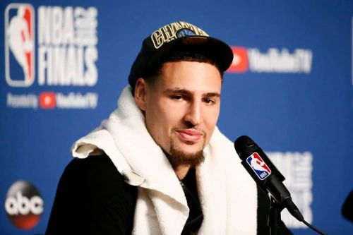 Klay Thompson: 'I Would Like to Be a Warrior for Life'