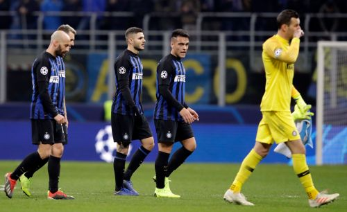 Inter has to pick itself up after tough 6 weeks