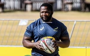 Ox Nché and Springboks could have fierce future together