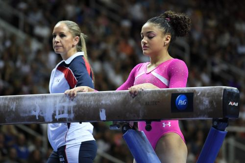 Laurie Hernandez: USA Gymnastics waited too long to investigate abuse claims against former coach