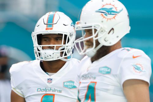 Ryan Fitzpatrick is 'heartbroken' over Dolphins switching to Tua Tagovailoa