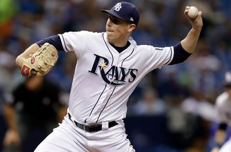 Rays shutout Royals via video replay to open the homestand