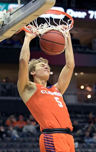 No. 22 Mississippi State tops Clemson 81-62 in New Jersey