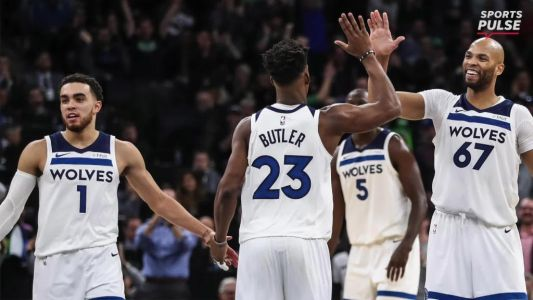 Jimmy Butler traded to the Sixers