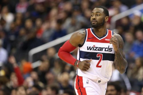John Wall: 'I Love Being a Wizard. It's Where I Want to Finish My Career'