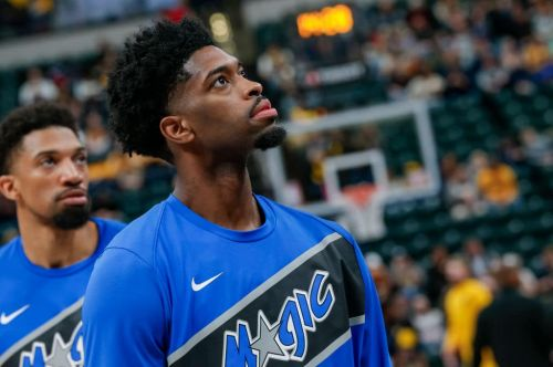 Magic Agree To Re-Sign Amile Jefferson On One-Year Deal