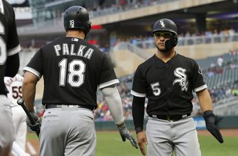 Davidson homers, Giolito steady as White Sox beat Twins 8-5