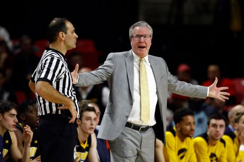 The Latest: NCAA president in South Carolina for regional