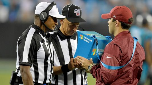 NFL referee assignments Week 14: Who are the officials for every game this week?