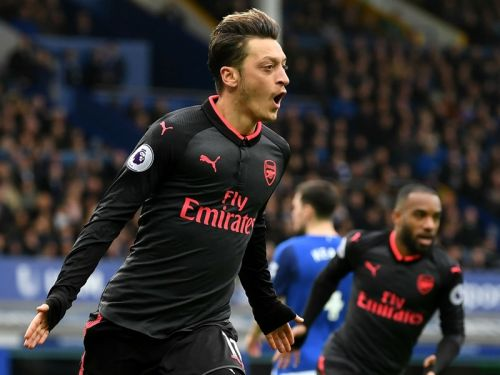 Ozil one of Arsenal's biggest talents - Emery