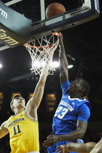 Creighton BlueJays vs. Oral Roberts Golden Eagles - 12/3/19 College Basketball Pick, Odds, and Prediction