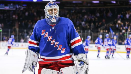 By the numbers: The defining stats of Lundqvist's Rangers career