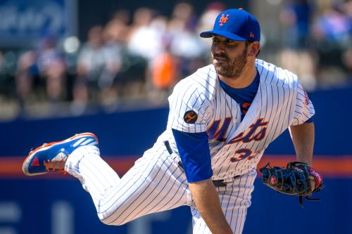 Matt Harvey wants to save his baseball career in Korea