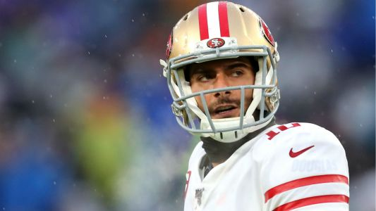Why the 49ers can't win the Super Bowl with this Jimmy Garoppolo-led offense