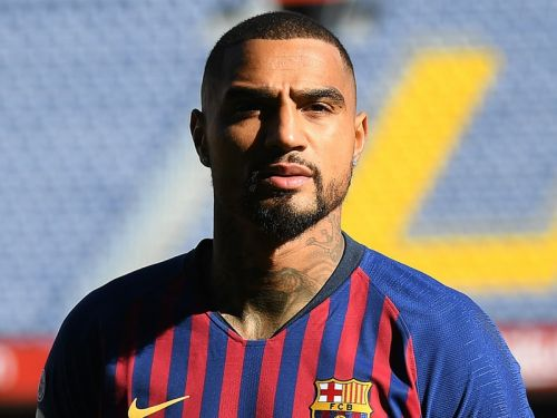 How shock Barcelona signing Kevin-Prince Boateng has been reborn as a false nine