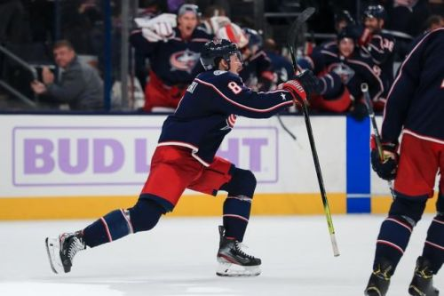 Columbus Blue Jackets vs. Montreal Canadiens - 11/19/19 NHL Pick, Odds, and Prediction